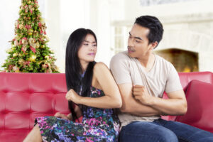 Do what you can not to damage your marriage during the holidays.